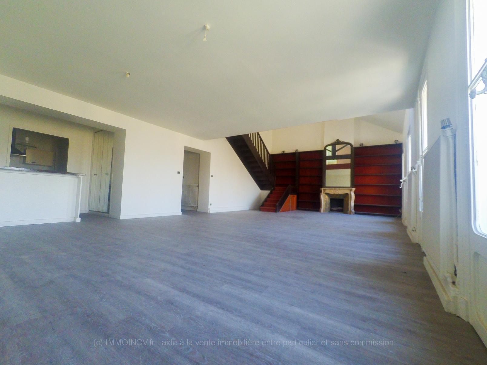 Loft avec terrasse dans immeuble bourgeois immoinov - Bourgeois house definition ...