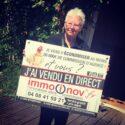Donya et Claude ont économisés 20 000 €* de commission d'agence