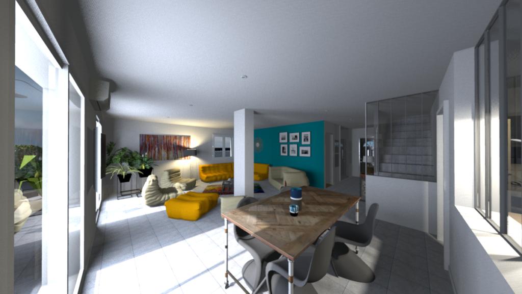 Votre futur intérieur imaginé en 3D par un décorateur